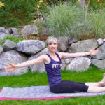 Your Spine will Smile with these 2 Pilates Exercises!