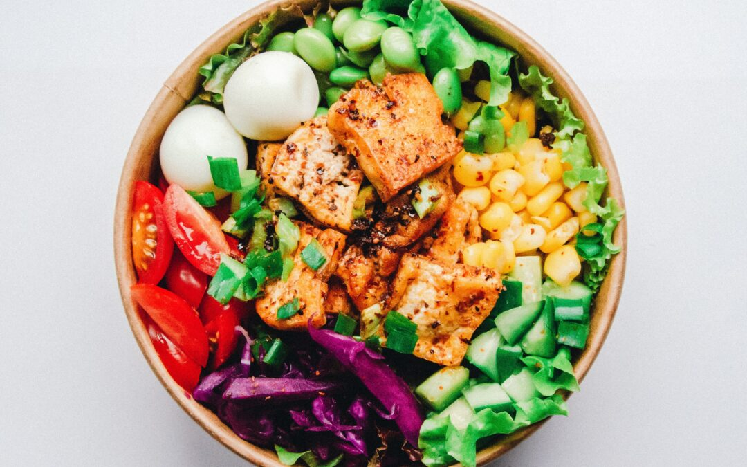 Raise your Salad Game!